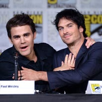 Prepare to say goodbye to the Salvatore brothers (Paul Wesley, left, and Ian Somerhalder).