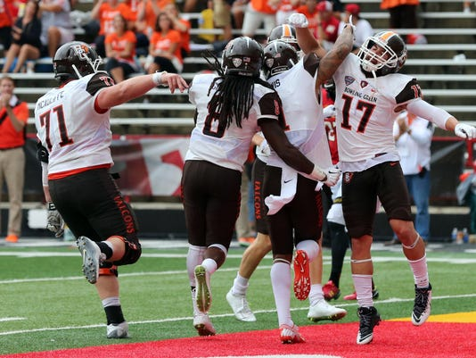 NCAA Football: Bowling Green at Maryland