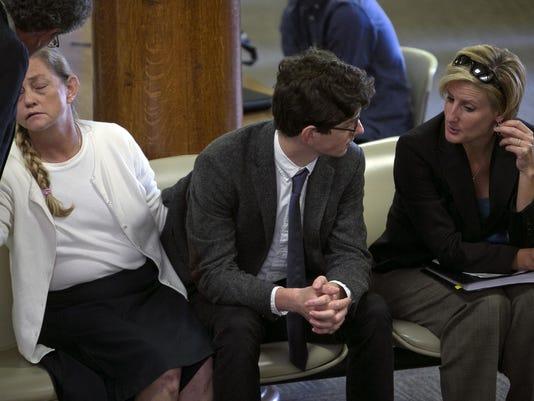 Prep School Rape Trial