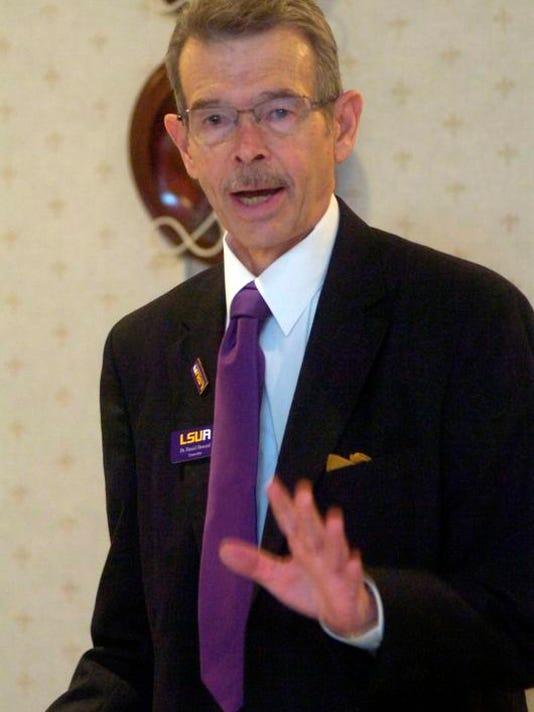 LSUA chancellor photo