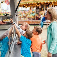 The strangest foods you'll find at the state fair