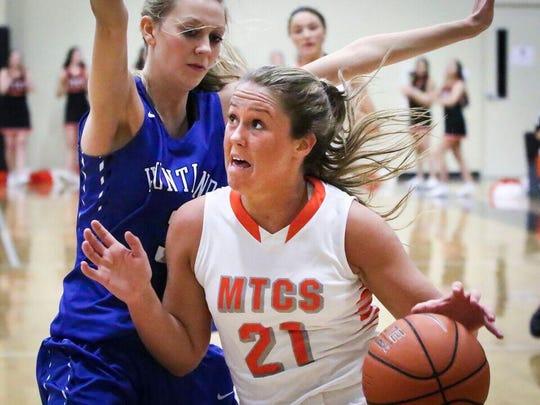 MTCS junior Abby Buckner has received an offer from Louisiana Tech.