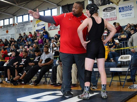 Northside wrestling coach John Simmons will be hosting the 2016 Metro Wrestling Tournament on Saturday.