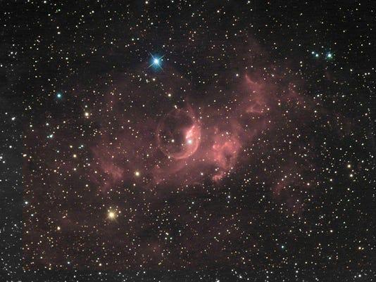 Bubble Nebula-GN
