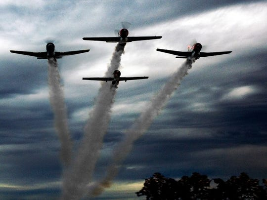 The Fourth Annual Fly-In happens at the Marianna Airport on Saturday.