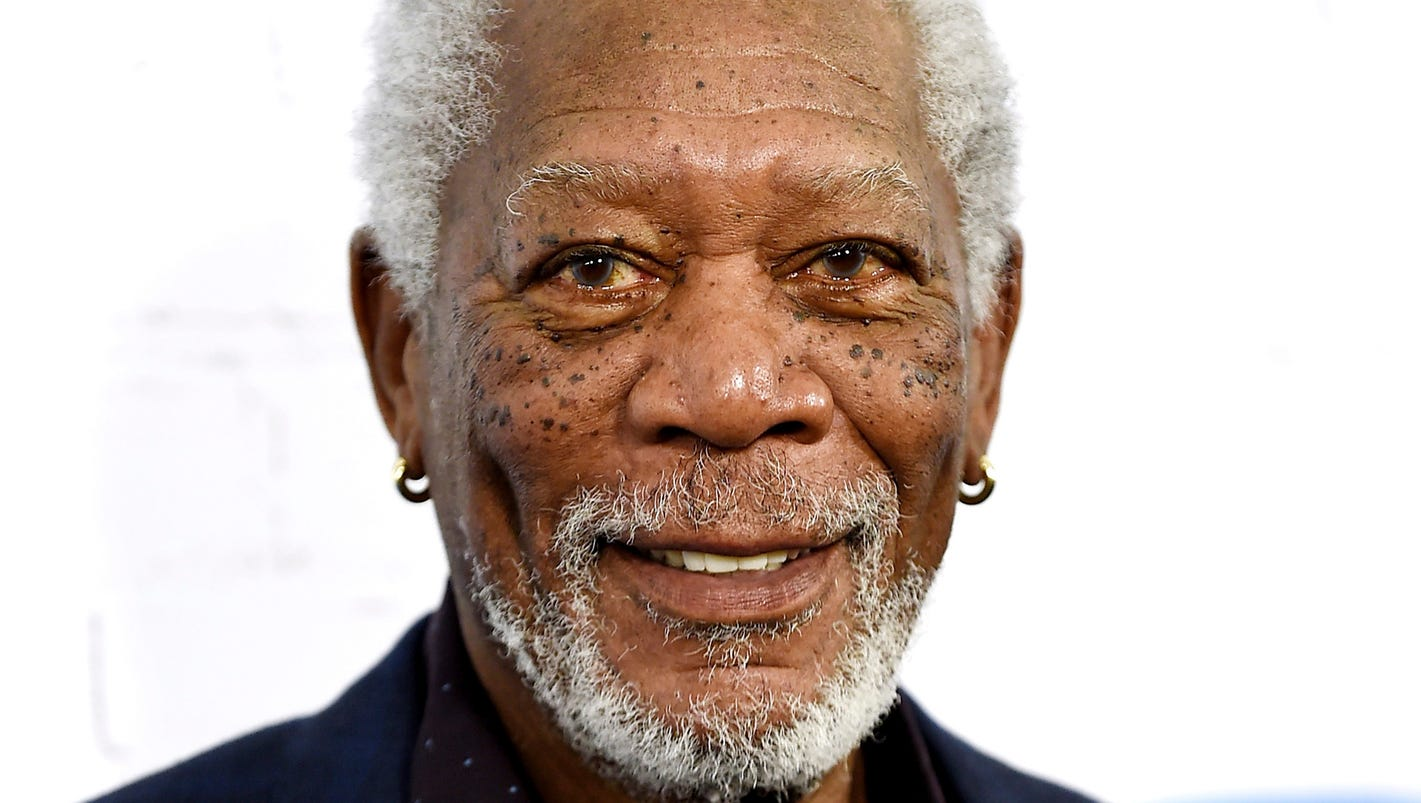 Morgan Freeman Series Filming Footage In Mississippi