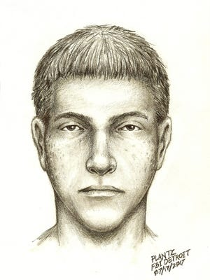 Police released a composite sketch of a possible suspect in the July 5, 2017 assault of a Hispanic man. The assault is being investigated as a hate crime.