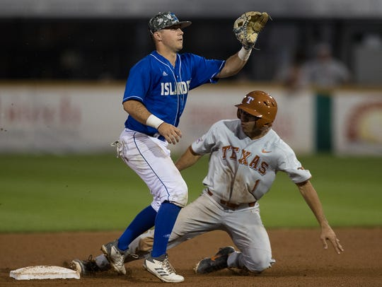 Texas A&M-Corpus Christi at Texas renew acquaintances Tuesday at Whataburger Field. Both teams are trying to recapture early-season momentum.