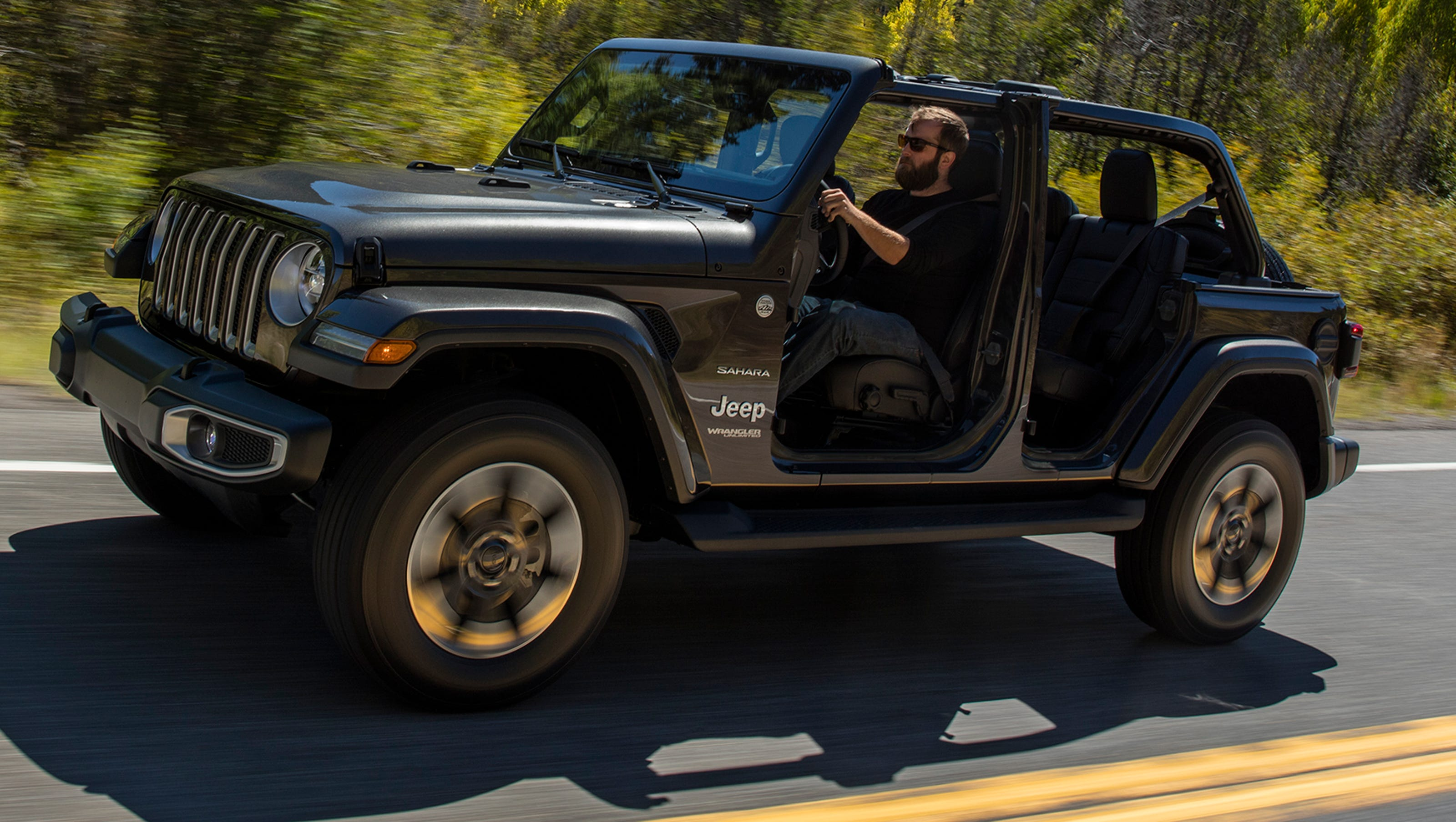 Jeep Wrangler An Icon Gets Fresh New Look Big Changes