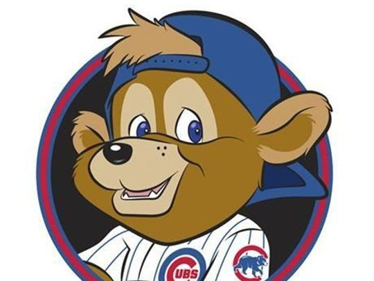Clark the Cub is the new mascot of the Chicago Cubs.