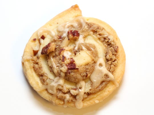 Maple Pecan Pinwheels