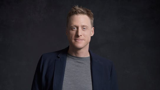 Alan Tudyk brings droid K-2SO to life in 'Rogue One: