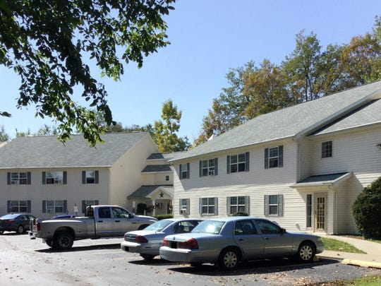Windsor Woods Apartments, completed in 1997.