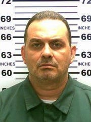 This undated photo released by the New York state police shows Richard Matt.