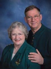 Bob and Ann Oelke
