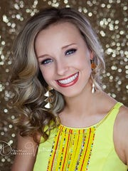 Miss Harbor Cities Teen Olivia Lulich