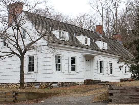 Marlpit Hall in Middletown is maintained by the Monmouth