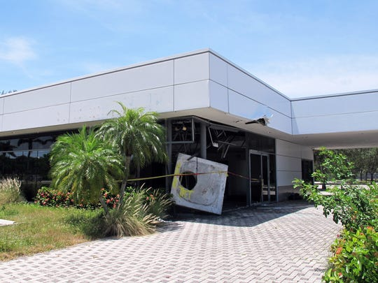 The former Germain Honda buildings on Davis Boulevard in East Naples will be demolished to make way a future BMW dealership.