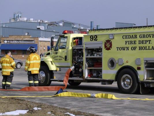 Willman Industries emergency