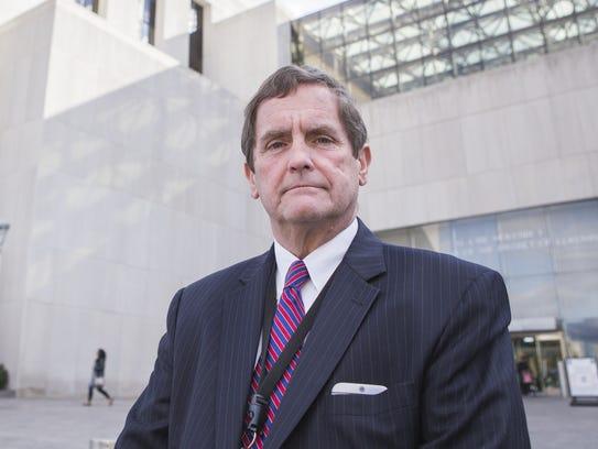 Cliff Keenan, Director of Pretrial Services in Washington.