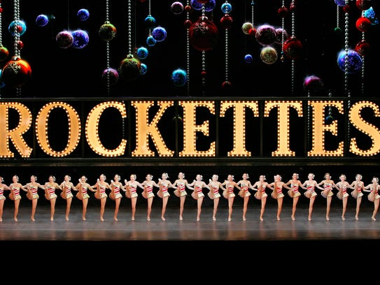 """""""The Radio City Christmas Spectacular Starring The"""