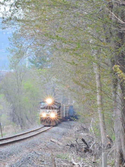 Train photo David Crance