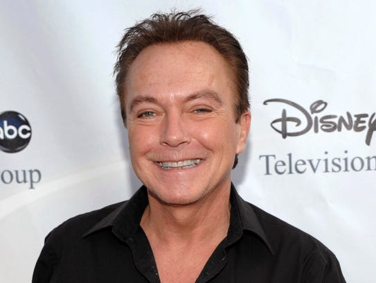 David Cassidy died at age 67 on Tuesday, Nov. 21.