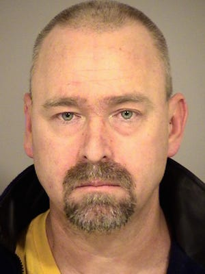 Ventura transient Jacob DeGrande, 46, was arrested last month in connection with identity theft and mail theft, officials said Wednesday.