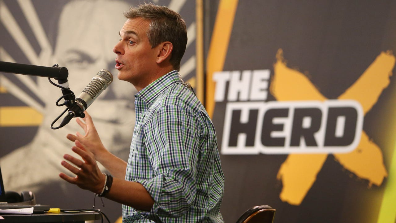 Look back at Fox Sports radio personality Colin Cowherd's two cents' worth (and more) over the last two years regarding the Hawkeyes.