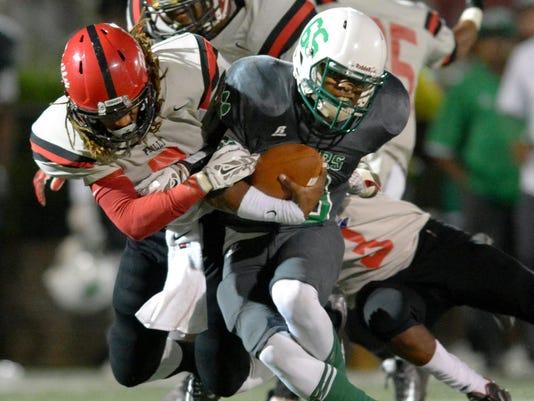 Collins Philadelphia High School Football   Gallery