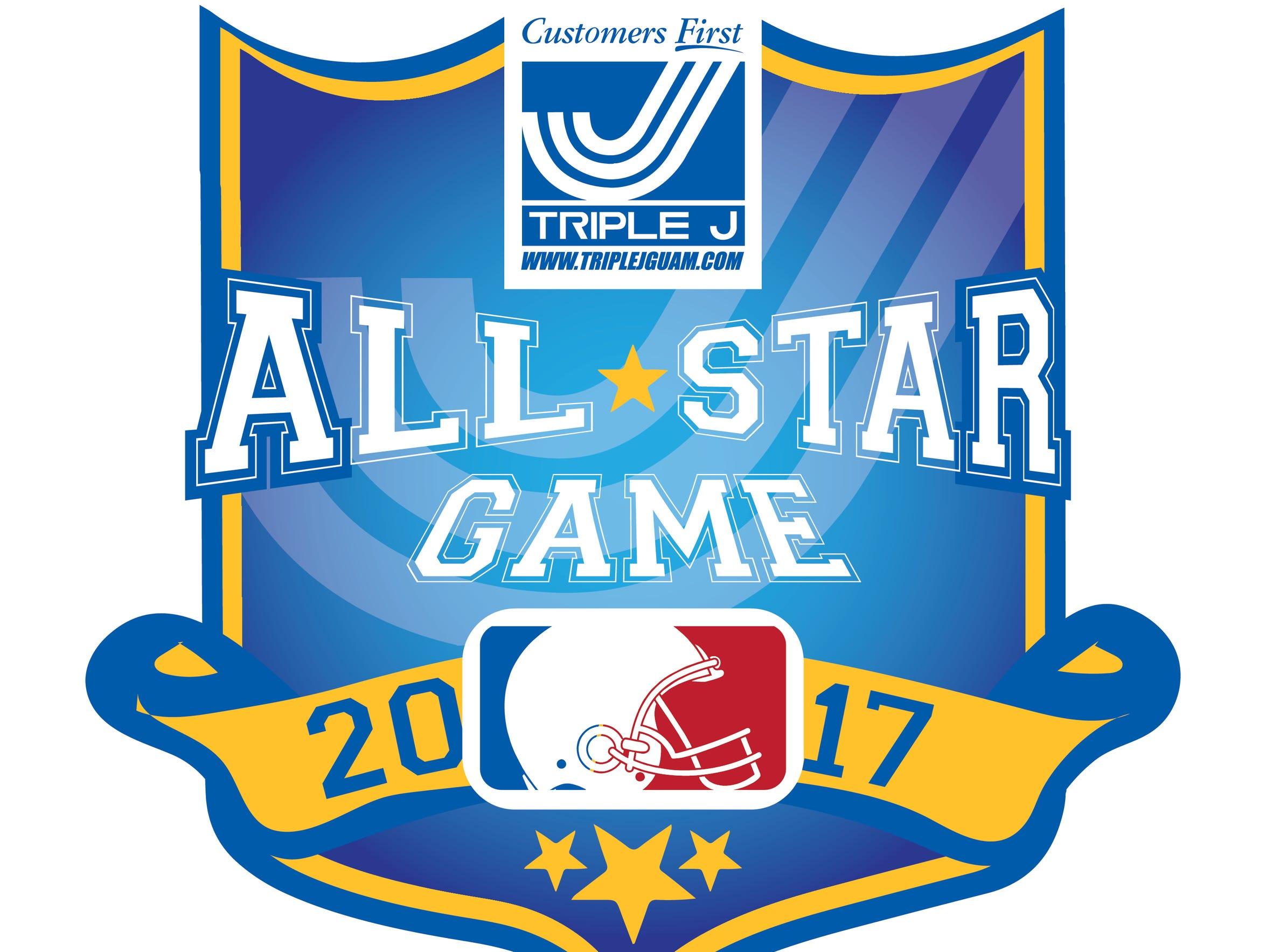 Triple J All Star Game 2017 logo