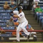Binghamton Mets outfielder Joe Benson.