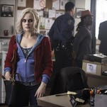 "This photo provided by The CW shows, Rose McIver as Olivia ""Liv"" Moore in the pilot for the television series, ""iZombie."" McIver plays a medical student-turned-zombie in her new show premiering, Tuesday, March 17, 2015, at 9 p.m. EDT on The CW. (AP Photo/The CW, Cate Cameron)"