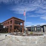 Owego Elementary School welcomed students into its new building on Wednesday. Owego Elementary School welcomed students into its new building on Wednesday, Jan. 6, 2016.