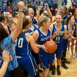 Gallery | North Harrison girls clinch trip to state final