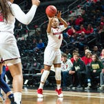 Williams not your typical walk-on for UL women