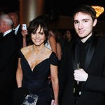 Sally Field plays cupid with Olympic skater Adam Rippon, son