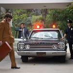 """Joaquin Phoenix, left, and Josh Brolin in """"Inherent Vice."""""""