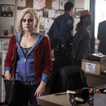 "Rose McIver is Olivia ""Liv"" Moore in ""iZombie."" She plays a medical student-turned-zombie."