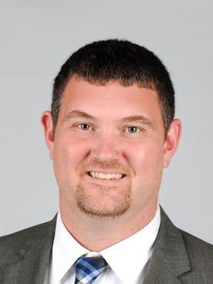 Brent Clark, class of 2016 40 under 40 honoree.