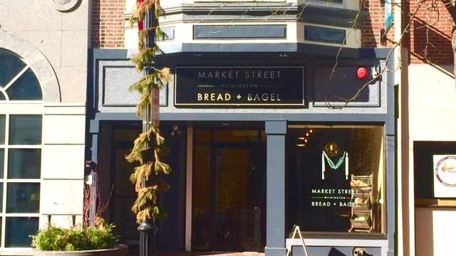 Market Street Bread + Bakery, a new business from La Fia restaurant owners Bryan and Andrea Sikora, opened Jan. 6 at 823 N. Market St. in downtown Wilmington.