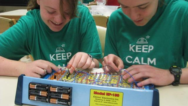 Kopernik's 2016 Link Summer STEM Exploration Camps offer students a fun way to learn about science.