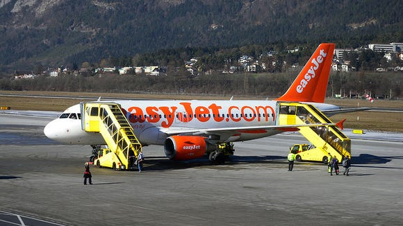 EasyJet low cost airline