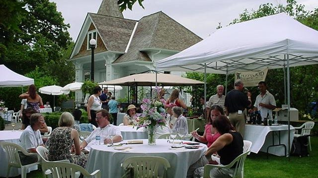 Deepwood Wine & Jazz Fest returns June 24.