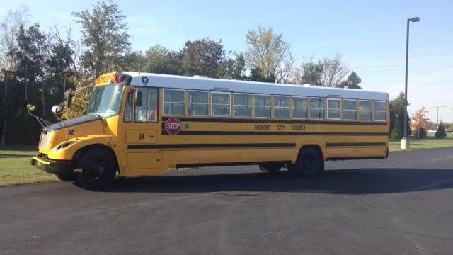 Fremont City School buses are ready for the 2017-18.