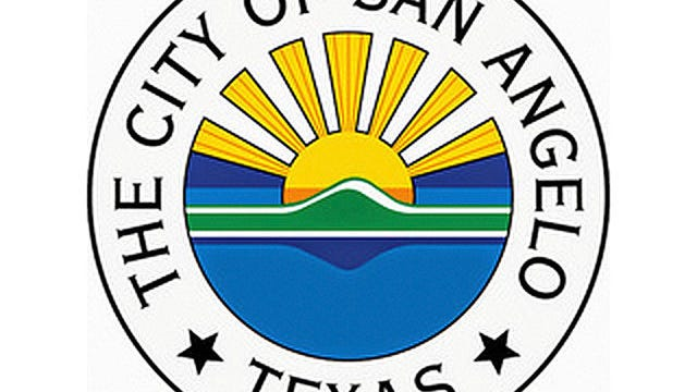 City of San Angelo logo