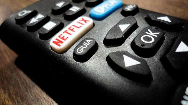 Many people are gearing up for 2018 with resolutions to get in shape, clean up their finances and live life to the fullest. But it appears that Netflix just wants us all to keep binge watching.