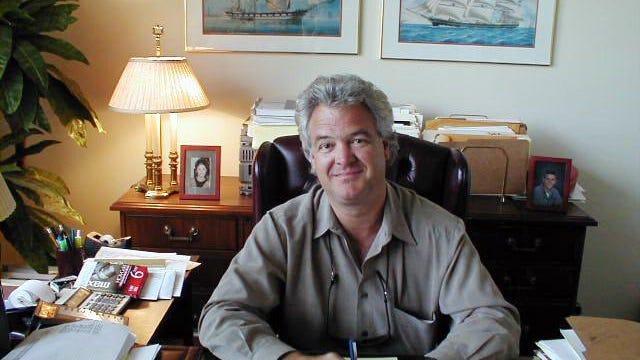 Gary Nagle, a Juno Beach real estate lawyer.