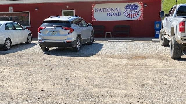 Charges filed against National Road Diner owners Dwight and Vicki Brearley for opening the eatery to sit-down customer in violation of state orders to close have been dismissed.