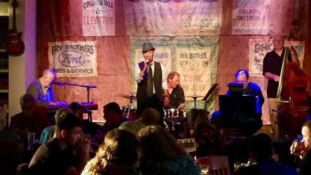 """Makky Kaylor is performing a free """"Swanky South Soiree"""" birthday concert at Puckett's in Columbia starting at 7:30 p.m. Saturday, Feb. 8. This will be the first time Kaylor returns to the stage with his Swanky South Players band after suffering two strokes in late 2019."""